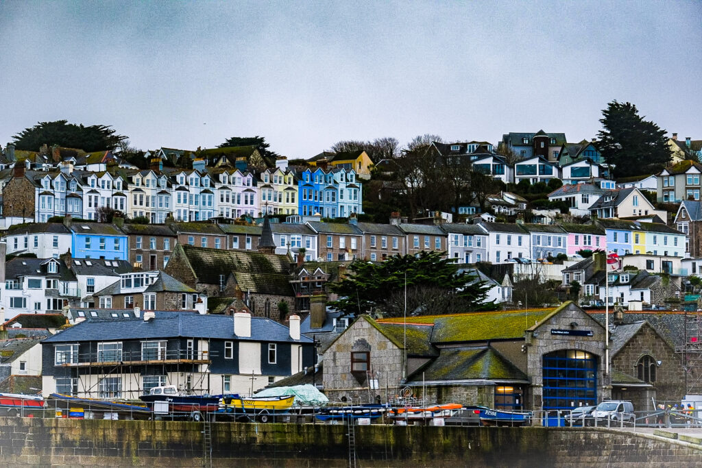 St. Ives town